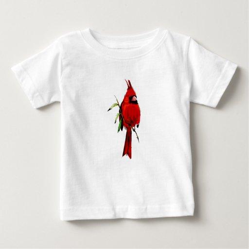 Cardenal del cardán tshirts