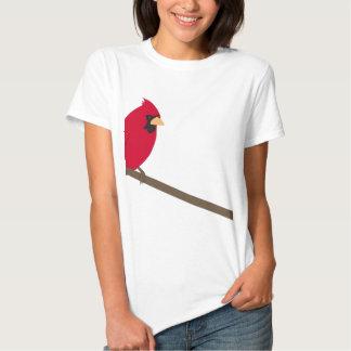 Cardenal rojo camisas