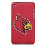 Cardenales de Louisville - rojo iPod Touch Case-Mate Cobertura