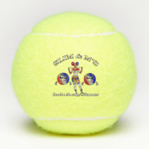 Cardi Beezy Slim & M's Collection Tennis Balls