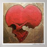 Cardiac #3 poster