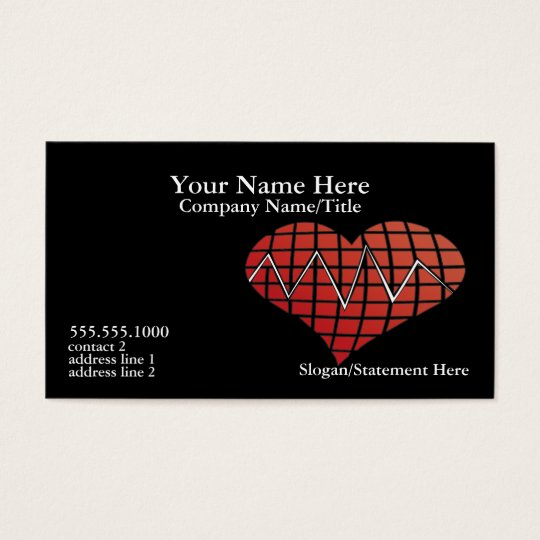 Cardiac Business Card