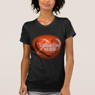 CARDIAC CARE (HEART) NURSE TEE SHIRT