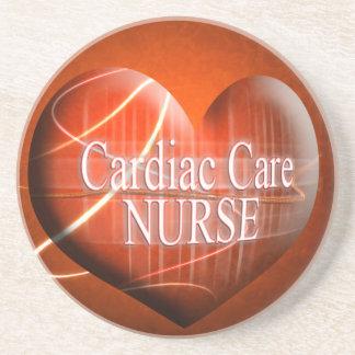 CARDIAC CARE NURSE COASTERS