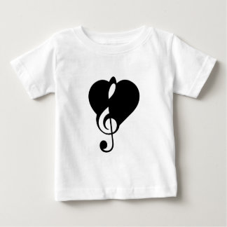 CARDIAC ClefHeart T Shirt