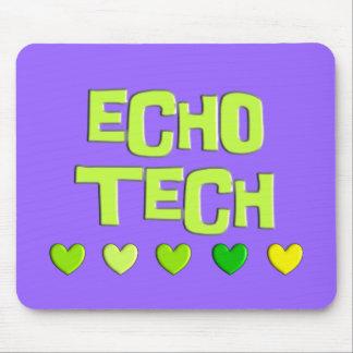 Cardiac Echo Tech Gifts Mouse Pad