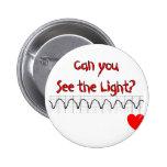 Cardiac/ ER Nurse Hilarious sayings Pinback Buttons