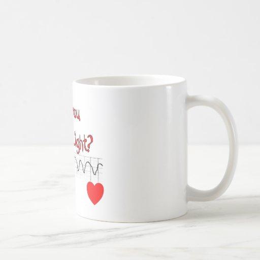 Cardiac/ ER Nurse Hilarious sayings Classic White Coffee Mug