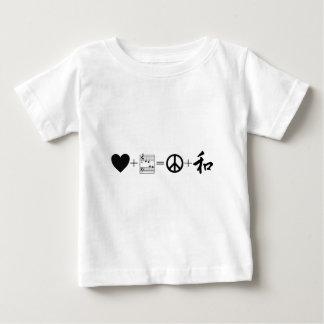 CARDIAC Love+Music=Peace+Harmony Shirt
