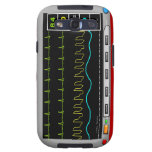 Cardiac Monitor iPhone and Electronics Cases Galaxy S3 Cases