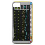 Cardiac Monitor iPhone and Electronics Cases iPhone 5 Cases