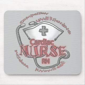 Cardiac Nurse Axiom Mouse Pad