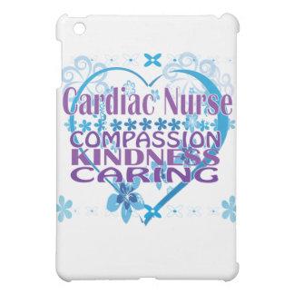 Cardiac Nurse- Compassion, Caring and Kindness! iPad Mini Covers