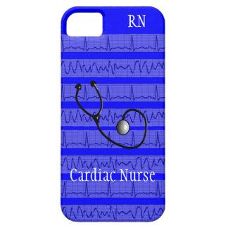Cardiac Nurse Design iPhone 5 Barely There Case