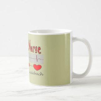 Cardiac Nurse Gifts Coffee Mug