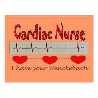 Ccu Nurse Postcards | Zazzle