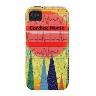 Cardiac Nurse Magical Forest iPhone 4/4S Cover