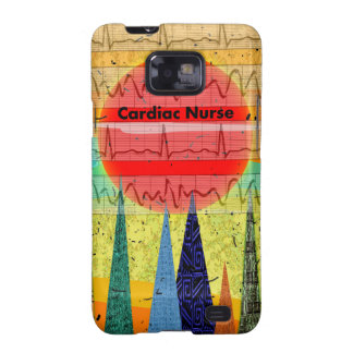 Cardiac Nurse Magical Forest Galaxy S2 Cases