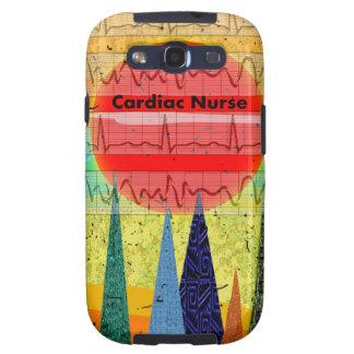 Cardiac Nurse Magical Forest Galaxy SIII Covers