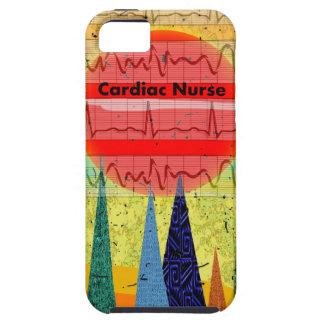 Cardiac Nurse Magical Forest iPhone 5 Cases