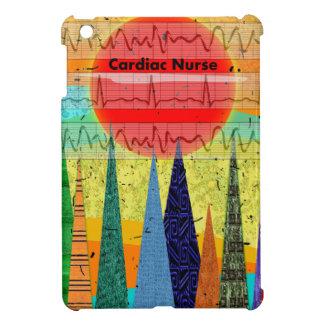 Cardiac Nurse Magical Forest iPad Mini Cover