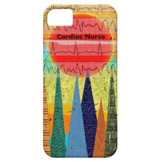 Cardiac Nurse Magical Forest iPhone SE/5/5s Case