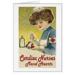 Cardiac Nurse Mend Hearts Greeting Card