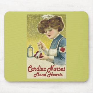 Cardiac Nurse Mend Hearts Mouse Pad