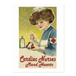 Cardiac Nurse Mend Hearts Postcards