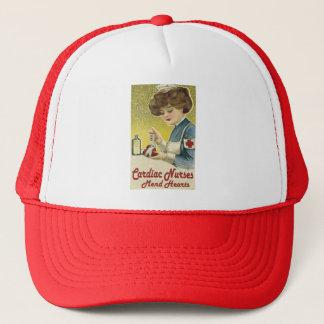 Cardiac Nurse Mend Hearts Trucker Hat