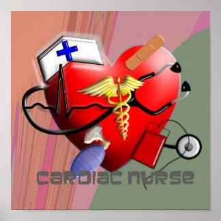Cardiac Nurse POSTER