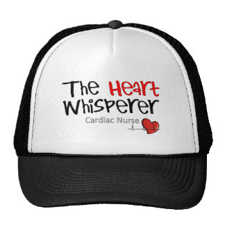 Cardiac Nurse T-Shirts & Gifts Trucker Hat