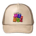 Cardiac Nurse-Unique QRS design--Great Gifts! Mesh Hat