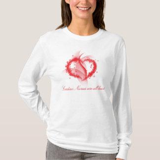Cardiac nurses are all heart T-Shirt