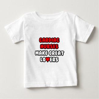 Cardiac Nurses Make Great Lovers T Shirt