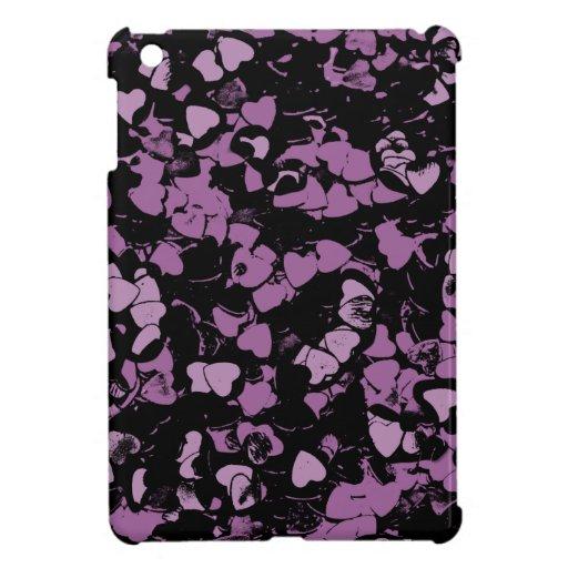 Cardiac, purple case for the iPad mini