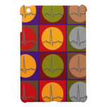 Cardiac QRS Pop Art iPad Mini Covers