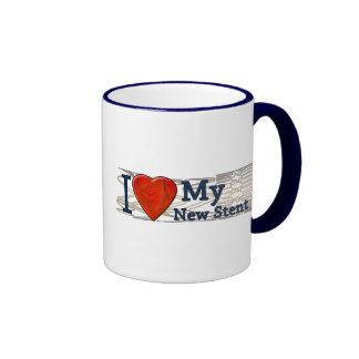 Cardiac Recovery Gifts Stent T-shirts Mugs