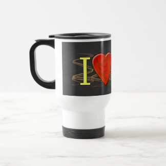 Cardiac Recovery Gifts | Stent T-shirts Stainless Steel Travel Mug