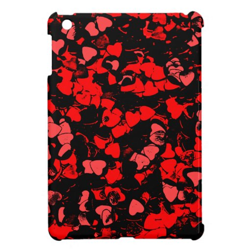 Cardiac, red case for the iPad mini