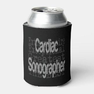 Cardiac Sonographer Extraordinaire Can Cooler