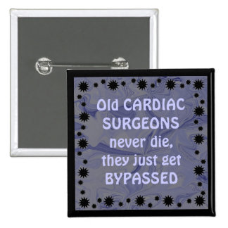 cardiac surgeons funny pin