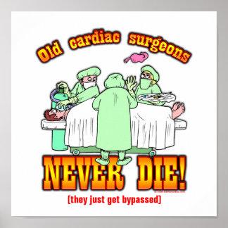 Cardiac Surgeons Poster