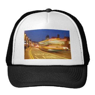 Cardiff at Night Trucker Hat