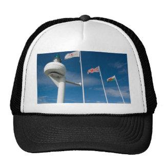 Cardiff Bay Flags Trucker Hat
