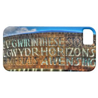 Cardiff Bay Wales Millennium Centre iPhone 5/5S Case