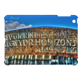 Cardiff Bay Wales Millennium Centre Cover For The iPad Mini