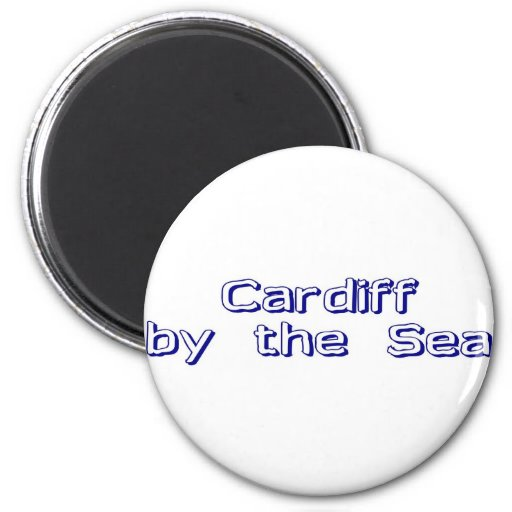 Cardiff by the Sea Magnet