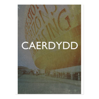 Cardiff - Caerdydd Postal
