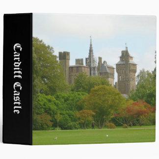 Cardiff Castle (2in) Binder